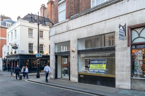 Shop to rent - Shepherd Street, London
