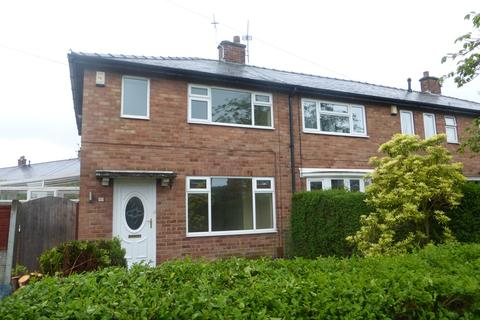 2 bedroom end of terrace house to rent - Newhaven Road, Warrington, WA2