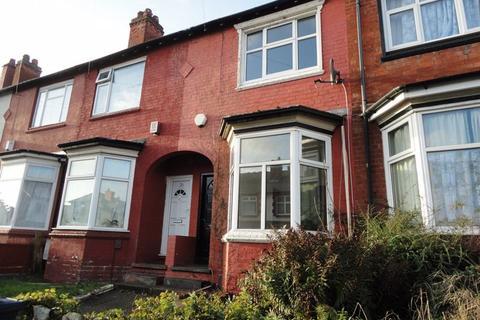2 bedroom terraced house to rent - Westbury Road, Edgbaston.