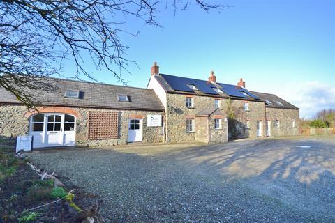5 bedroom detached house for sale - Caerfarchell, Solva
