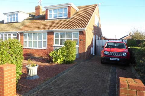 3 bedroom semi-detached bungalow for sale - Itterby Crescent, Cleethorpes, DN35 9QJ