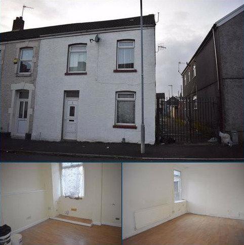 3 bedroom end of terrace house for sale - Gelli Street, Port Tennant, Swansea