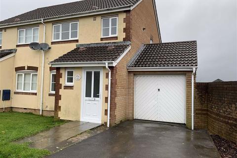 3 bedroom semi-detached house for sale - Lon Enfys, Llansamlet, Swansea