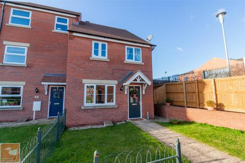 3 bedroom townhouse for sale - De Brouwer Close, Retford