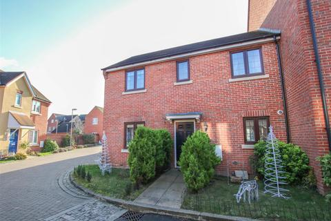 3 bedroom end of terrace house for sale - Clivedon Way, Aylesbury