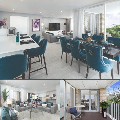 2 bedroom apartment for sale - Plot 274, Highwood Place at Ridgeway Views, The Ridgeway, Mill Hill, LONDON NW7