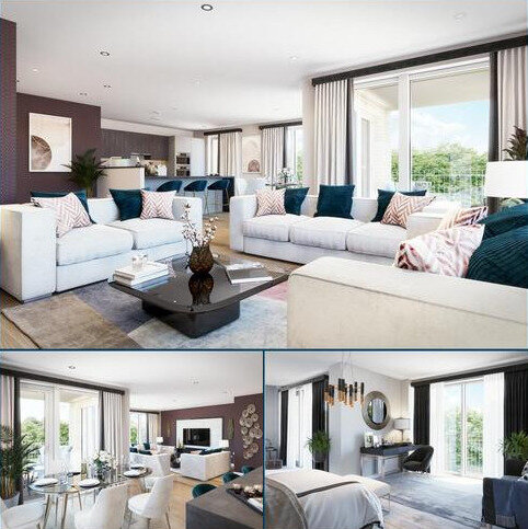 2 bedroom apartment for sale - Plot 282, Highwood Place at Ridgeway Views, The Ridgeway, Mill Hill, LONDON NW7