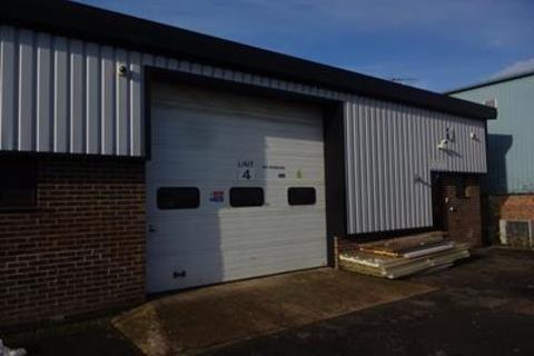Industrial unit to rent - Unit 4, Davenport Gate, West Portway Industrial Estate, Andover