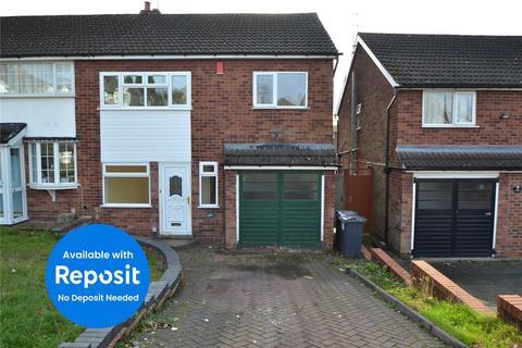 3 bedroom semi-detached house to rent - Quinton Road, Birmingham, West Midlands, B17
