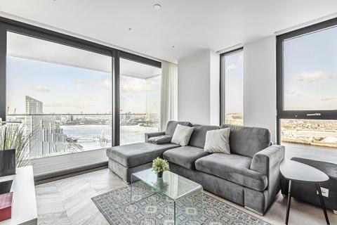 1 bedroom apartment to rent - The Waterman, Tidemill Square, Lower Riverside, SE10