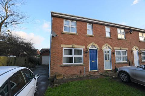 2 bedroom end of terrace house to rent - Colliers Break, Emersons Green, BRISTOL, BS16