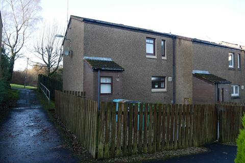 3 bedroom end of terrace house for sale - Tomtain Brae, Cumbernauld