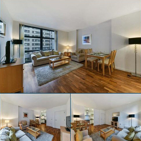 1 bedroom flat to rent - Discovery Dock West, Nr Canary Wharf, London, E14
