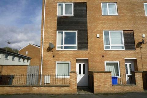4 bedroom townhouse to rent - Lauderdale Crescent, Plymouth Grove, Manchester, M13 9JD
