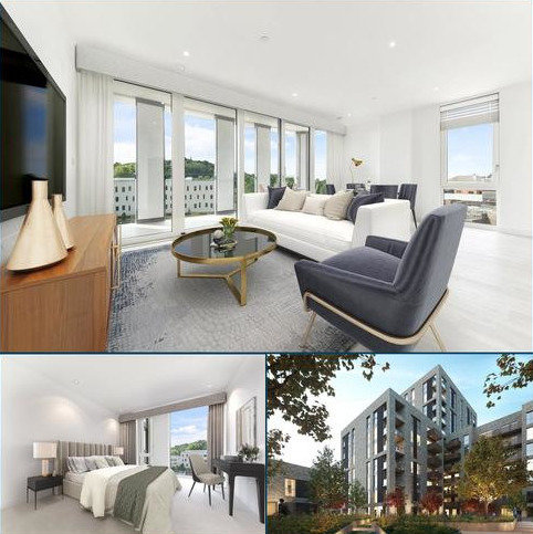 1 bedroom flat for sale - Western Circus, Acton, London