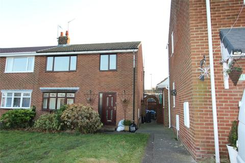 3 bedroom end of terrace house for sale - Sea View Walk, Murton, Seaham, SR7