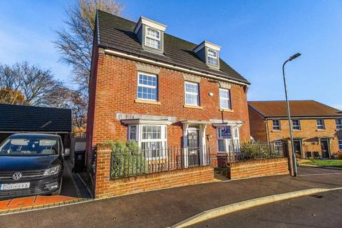 5 bedroom detached house for sale - Ty'n-y-Gollen Court, St. Mellons, Cardiff, CF3 5AA
