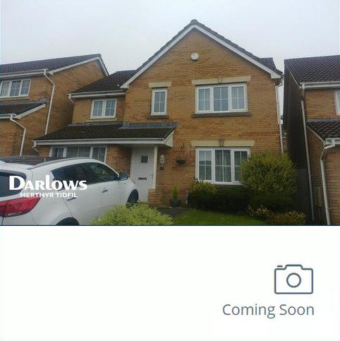 4 bedroom detached house for sale - Green Meadow View, Merthyr Tydfil