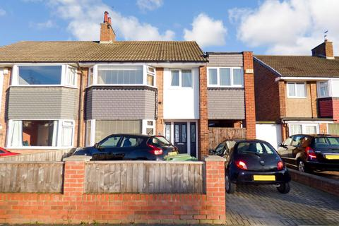 4 bedroom semi-detached house for sale - Bentinck Road, Fairfield , Stockton-on-Tees, Cleveland, TS19 7PU