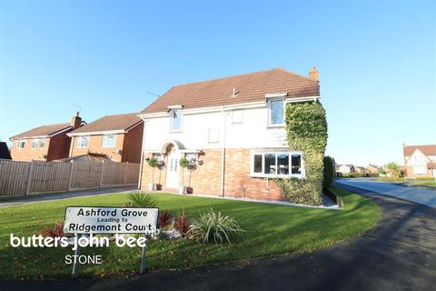 4 bedroom detached house for sale - Ashford Grove, Stone