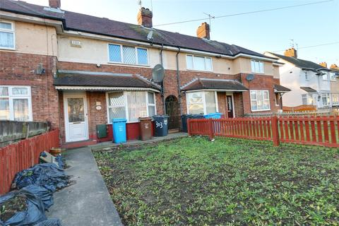 2 bedroom terraced house for sale - Cranbrook Avenue, Hull, East Yorkshire, HU6