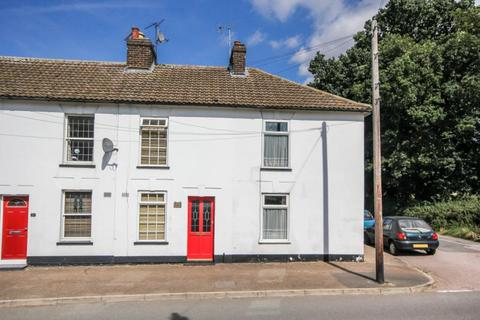 2 bedroom terraced house to rent - Front Street, Slip End, Luton, Bedfordshire