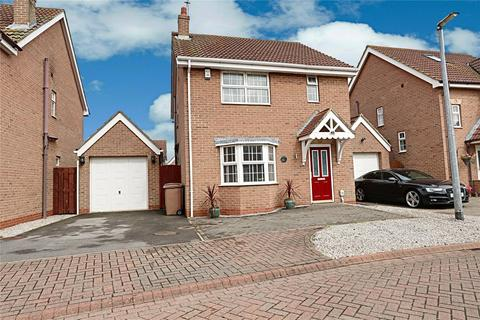 3 bedroom detached house - Thorn Fields, Thorngumbald, East Yorkshire, HU12
