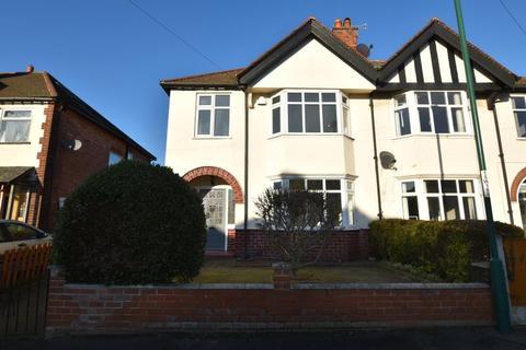 3 bedroom semi-detached house to rent - 96 Wimbledon Road, Sherwood, Nottingham, NG5 1GW