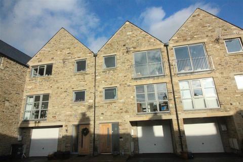 3 bedroom townhouse for sale - High Lock Court, Hawksclough, Hebden Bridge
