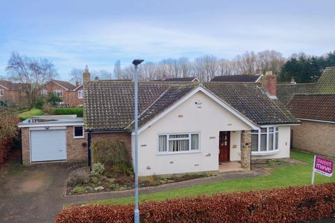 3 bedroom detached bungalow for sale - Wold View Road, Wilberfoss