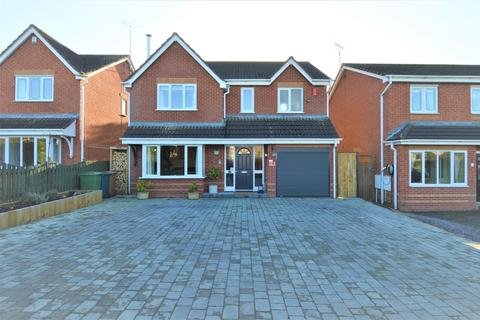 4 bedroom detached house for sale - Sycamore Drive, Hixon