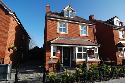 4 bedroom detached house for sale - Plot 20 The Hampton