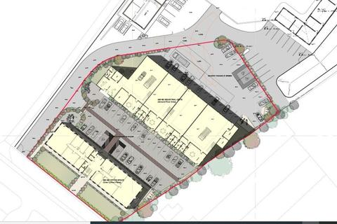 Industrial unit to rent - New Industrial Units under construction 2 miles Stamford