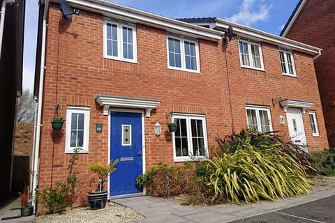 3 bedroom semi-detached house for sale - Ffordd Maendy Sarn Bridgend CF32 9GF