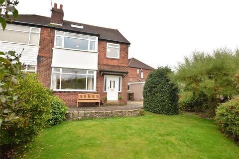 4 bedroom semi-detached house for sale - Gledhow Grange View, Roundhay, Leeds