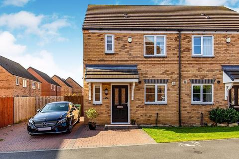 3 bedroom semi-detached house for sale - Yarrow Drive, Stockton, TS18 3UJ