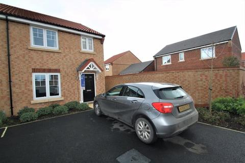 3 bedroom semi-detached house for sale - Goosepool Drive, Eaglescliffe TS16 0GT