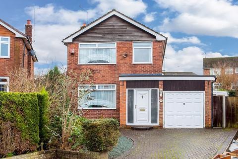 3 bedroom detached house for sale - Rutland Close, Congleton