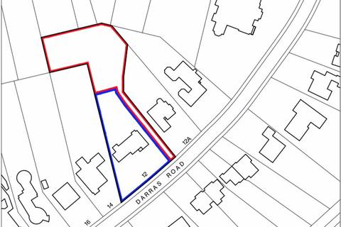 Land for sale - Darras Road, Darras Hall, Ponteland, Newcastle upon Tyne