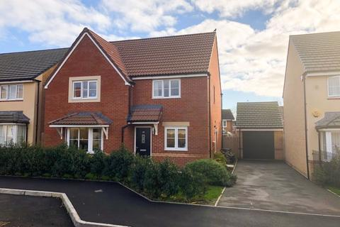 4 bedroom detached house for sale - Coronel Close, Kingsdown, Swindon
