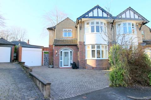 3 bedroom semi-detached house for sale - The Grove, Newcastle, ST5
