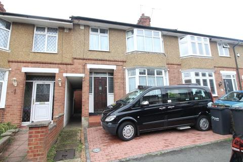 3 bedroom terraced house for sale - Family Home with Planning on St. Winifreds Avenue, Luton