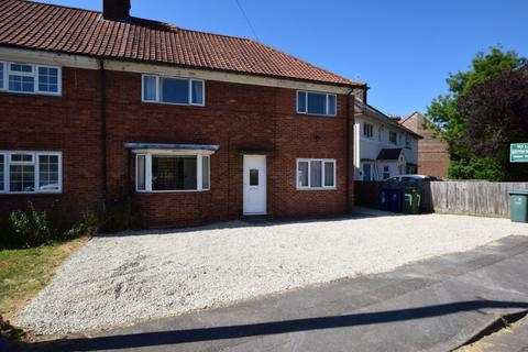 5 bedroom semi-detached house to rent - Cardwell Crescent, Oxford