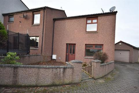 2 bedroom end of terrace house to rent - Hardhillock Avenue, Elgin