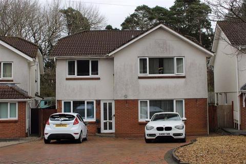 5 bedroom detached house for sale - Clos Bevan, Gowerton