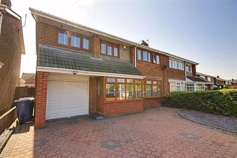 4 bedroom semi-detached house for sale - Mitford Road, South Shields, Tyne And Wear