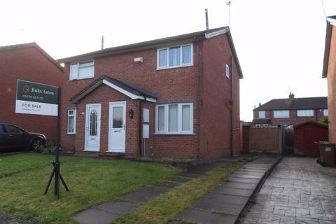 2 bedroom semi-detached house for sale - Ford Close, Crewe, Cheshire