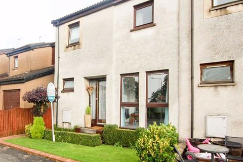3 bedroom end of terrace house for sale - Kestrel Court, Clydebank