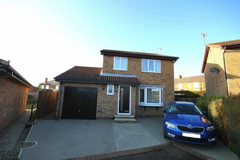 3 bedroom detached house for sale - Beechburn Park, Crook