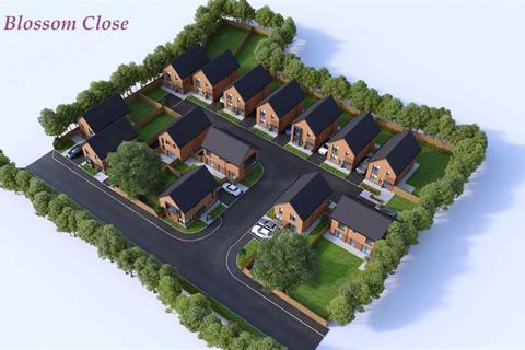 4 bedroom detached house for sale - Cherry Blossom Close, Yew Tree Lane, Manchester